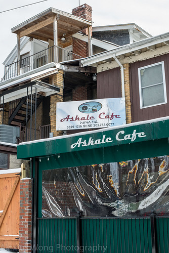 Askale Cafe, Washington DC