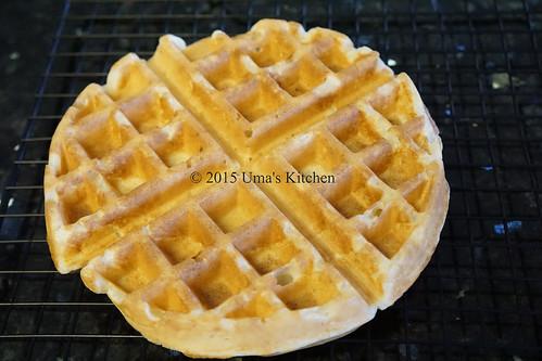 Overnight waffles 6