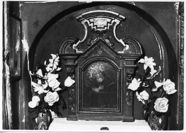 26.- Virgen de los Alfileritos, restaurada por Bienvenido Villaverde (Foto Rodríguez)