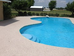 Graniflex Quartz Pool Deck
