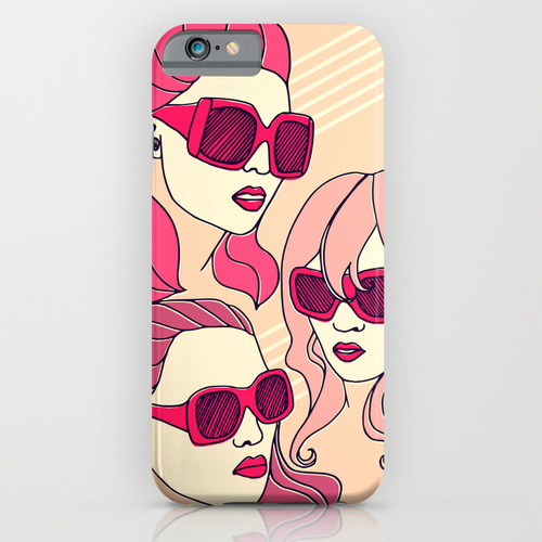pink-ladies-iphone-case