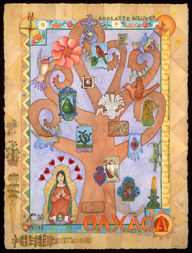 Oaxaca Tree of Life