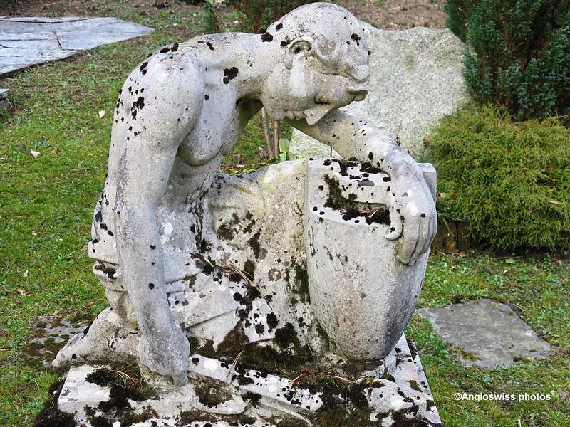 Gravestone, Cemetery St. Kathrinen