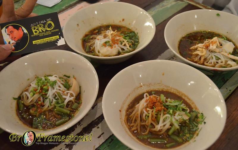 Mee Sampan Menu Terkini Boat Noodle 2015