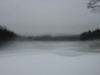 Delaware River, late winter