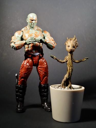 Little Groot Scale
