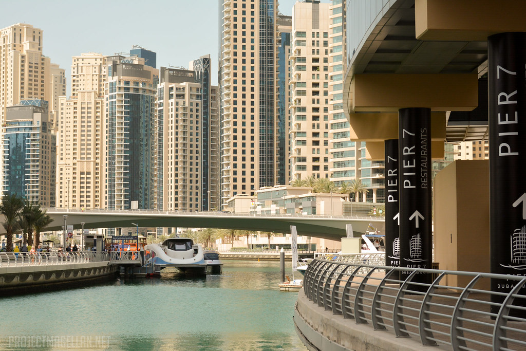 Pier 7, Marina, Dubai, United Arab Emirates, UAE
