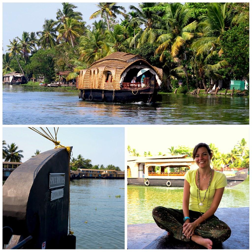 Hoteles en Kerala Backwaters