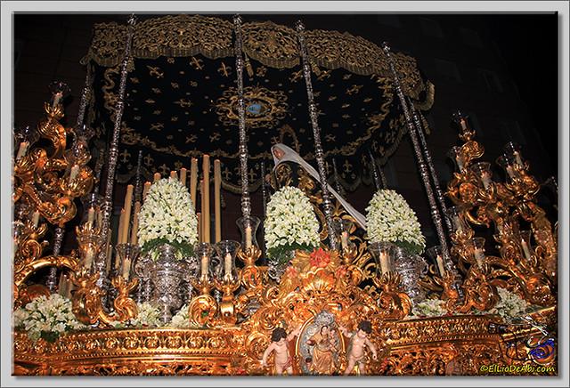 20 Semana Santa en Málaga. Cristo de Mena y Legionarios