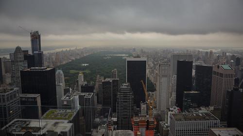 nyc usa newyork cityscape unitedstates centralpark manhattan rockefellercenter viewpoint megalopolis