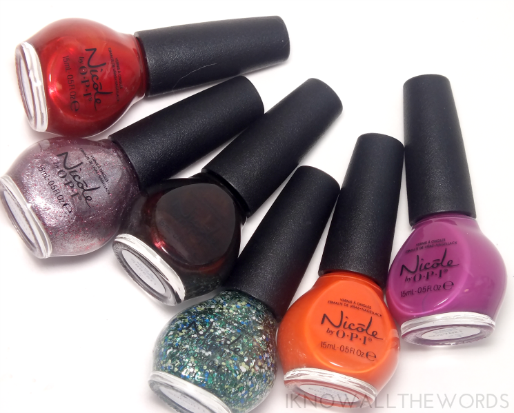 nicole by opi cocoa cola collection (1)
