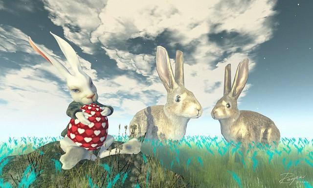 ROQUAI Easter Bunny 5b *GIFT*