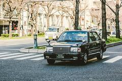 TOYOTA Crown Sedan_XS10_TAXI_Shinsaibashi_Osaka_Kinki_Kansai_Japan_トヨタ クラウン セダン_タクシー_心斎橋_大阪_近畿_関西_日本