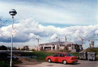 Beogradska arena, (Kombank arena), novembar 1998 godine