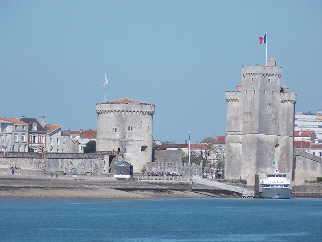 La Rochelle and Ile d'Aix