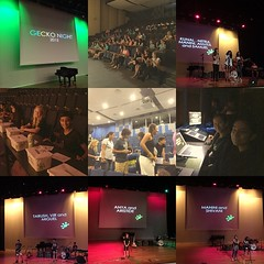 More scenes from an amazing night full of talent, service, student-led awesomeness. @green_gecko_gc #geckonight2k15 #uwcsea_east #uwcsea_service @cpsillides