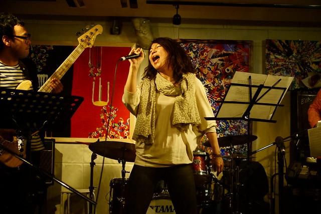 CLASSIC ROCK JAM at Cafe KICK, Tokyo, 23 Apr 2015. 269