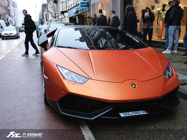 dmc lamborghini huracan lp610 with fi exhaust flickr. Black Bedroom Furniture Sets. Home Design Ideas