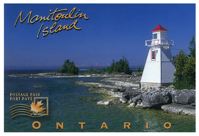 Ontario - Manitoulin island