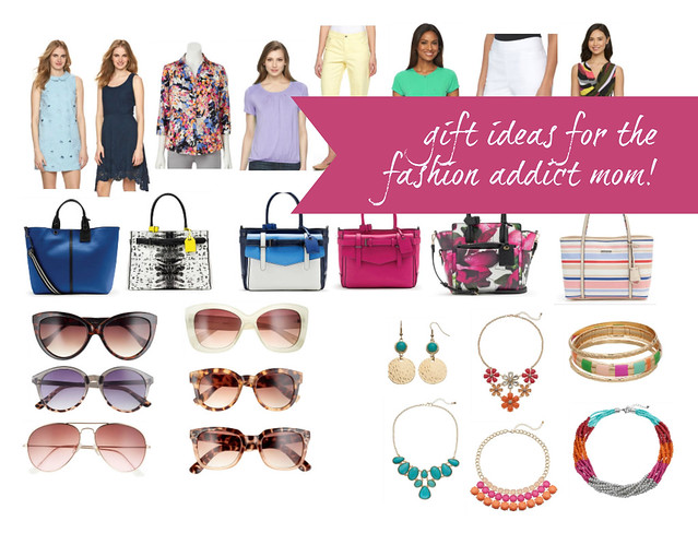 gifts from kohl's for the fashion addict mom