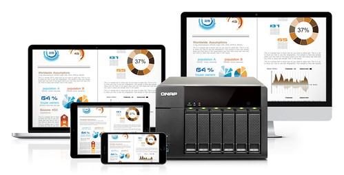 Qsync + QNAP Turbo NAS