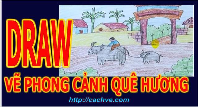 Kinh nghiem day hoc sinh Tieu hoc ve tranh Phong canh
