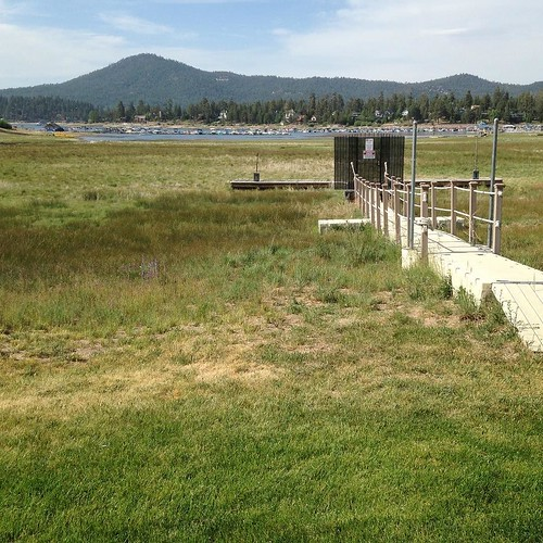 California. Still in drought. Big Bear Lake   in the distance, not by this dock... #bigbearlake