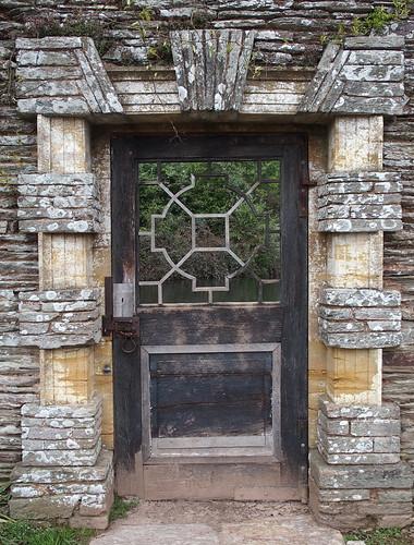 Doorway to the secret garden