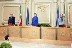 Maryam Rajavi ? National Council of Resistance of Iran session ? 14 March 2015 -7