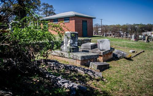 Laurens Cemetery Tour-32