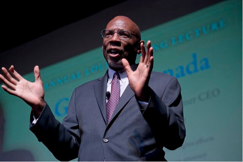 Race still 'a difficult conversation' during Redding lecture