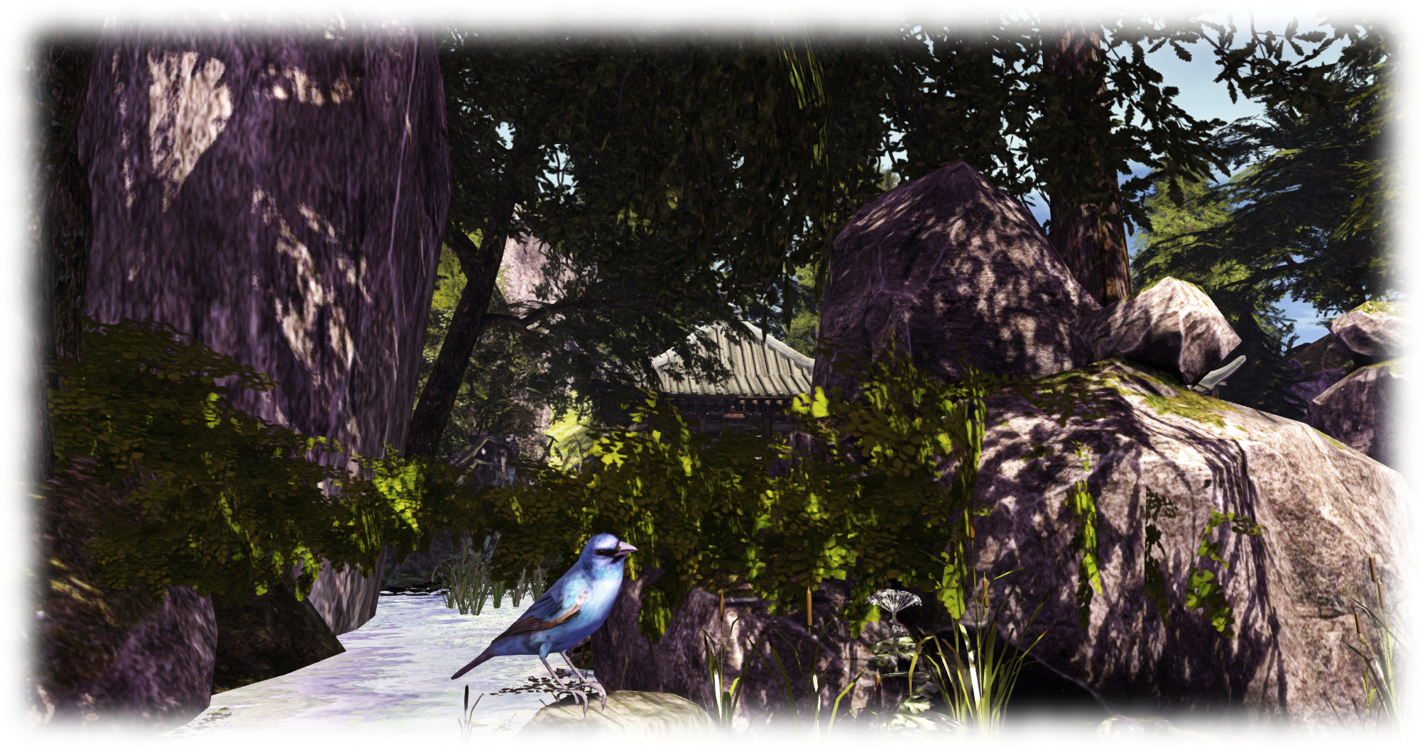 Armenelos, Calas Galadhon; Inara Pey, March 2015, on Flickr