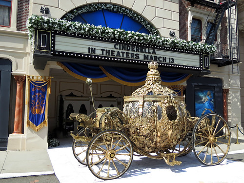 Cinderella Golden Carriage