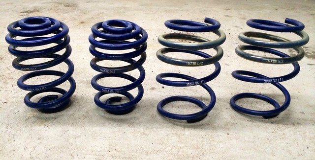 E46 M3 H Amp R Lowering Springs The M3cutters Uk Bmw M3