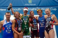 Frintová zazářila na Novém Zélandu, skončila třetí