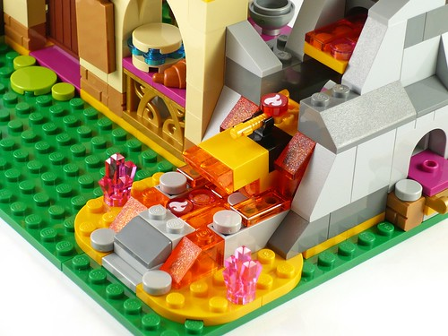 LEGO Elves 41074 Azari and the Magical Bakery 16