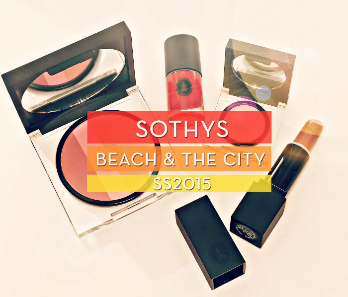 sothys beach & the city spring summer 2015