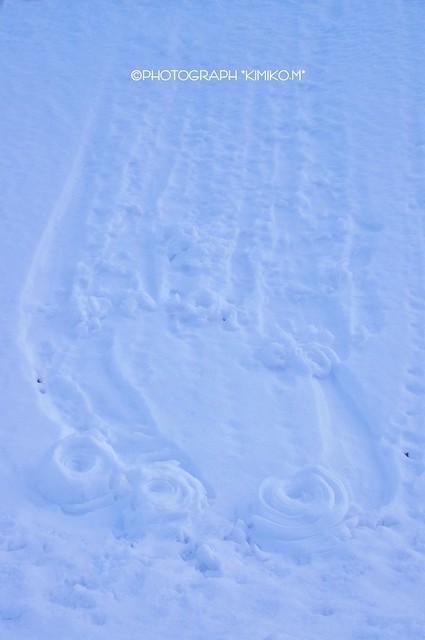 雪まくり2