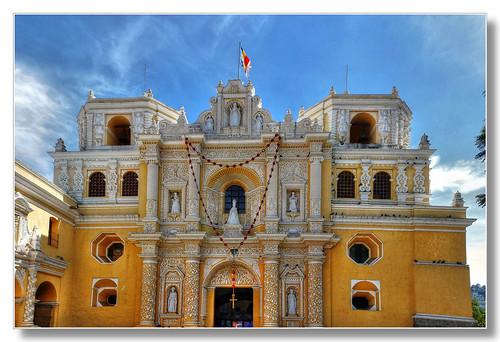 La Antigua GCA - Iglesia de La Merced