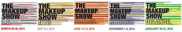 the makeup show la 2015