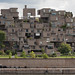 Habitat 67 (Detail) from the St. Lawrence River, 2006 by metroblossom