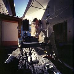 Mountain DJ (pinhole)