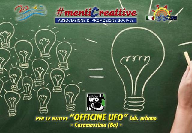 menti creattive officine ufo
