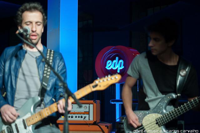 EDP Live Bands '15 - Apresentação