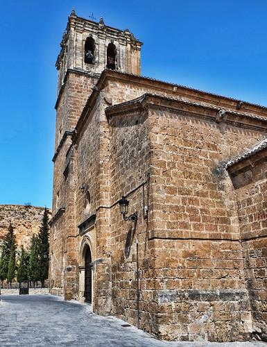 Colegiata de la Encarnación (S. XVI ) Colomera (Granada)