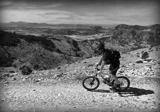 Pedro Lopez ride Sierra Espuna Spain (15)
