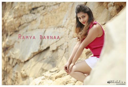 Ramya Barnaa