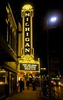 #53 Ann Arbor Film Fest