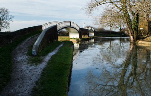 20141231-73_Twin Arched Bridges - Braunston - Grand Union + Oxford Canal Junction
