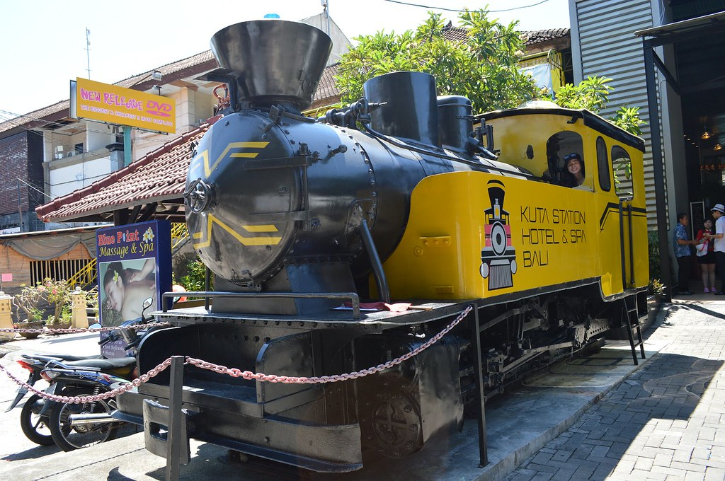 7. Kuta Train
